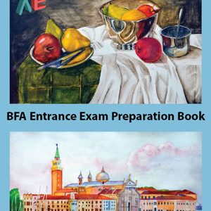 bfa book, bfa entrance book, bfa entrance exam book, bfa preparation book