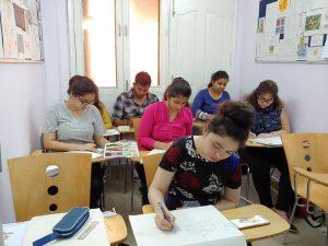 architecture-exam-preparation, sketching classes