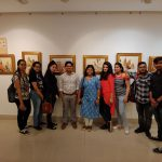 iMADE students curated tour to AIFACS art gallery