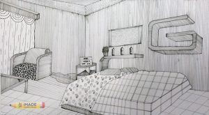 2-point-perspective-of-bedoom