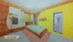 two-point-perspective-interior-drawing-bedroom-2