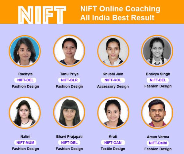 nift online coaching, nift coaching class, nift-result-all-india